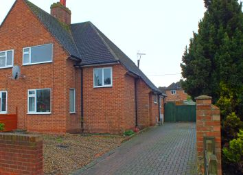 Thumbnail 2 bed semi-detached house for sale in Ridgeway Road, Didcot