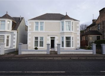 Thumbnail 2 bed flat for sale in Ardrossan Road, Saltcoats