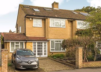 Thumbnail 4 bed semi-detached house for sale in Buckingham Road, Hampton