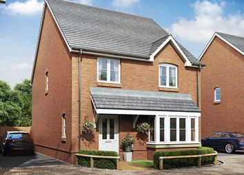 "Thumbnail 4 bed detached house for sale in ""The Oxford"" at Allington Lane, Fair Oak, Eastleigh"