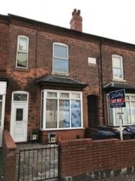 Thumbnail 1 bed flat to rent in Handsworth, Birmingham