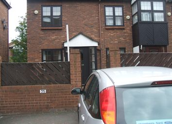 Thumbnail 2 bed end terrace house to rent in Portland Mews, Newcastle Upon Tyne