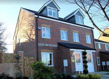 Thumbnail 3 bed town house to rent in Coltsfoot Close, Bishop Cuthbert, Hartlepool