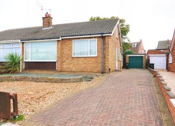 Thumbnail 2 bedroom semi-detached bungalow to rent in Fountains Crescent, Eston, Middlesbrough