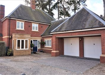 Thumbnail 5 bed detached house for sale in Churchside Walk, Ashby-De-La-Zouch