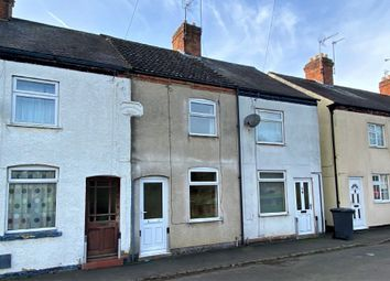 Thumbnail 2 bed terraced house for sale in Brook Crescent, Asfordby Valley, Melton Mowbray