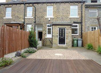 Thumbnail 2 bed terraced house for sale in Abbot Street, Marsh, Huddersfield