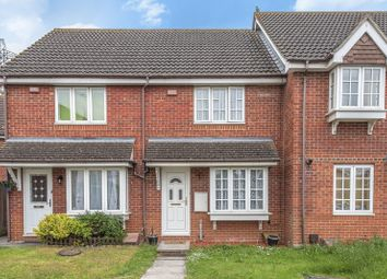 Thumbnail 2 bed terraced house for sale in Dudwell, Didcot