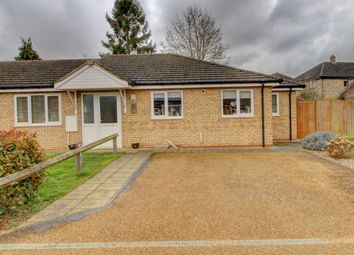 Thumbnail 2 bed bungalow for sale in Manor Close, Wyton, Huntingdon