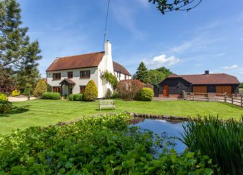 Thumbnail 4 bed detached house for sale in Tidmore Lane, Woodcote
