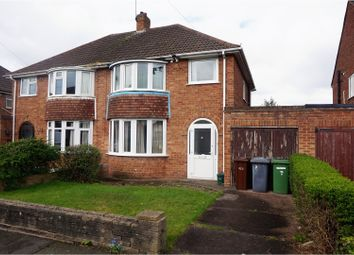 Thumbnail 3 bedroom semi-detached house for sale in Duckhouse Road, Wolverhampton