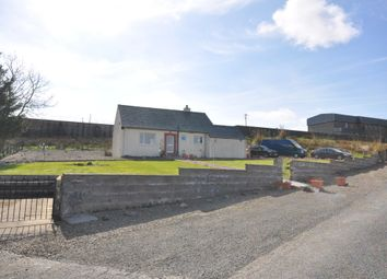 Thumbnail 3 bed detached bungalow for sale in 1 Penwhirn Dam, New Luce