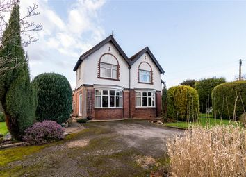 Thumbnail 4 bed detached house for sale in Crescent Road, Stafford