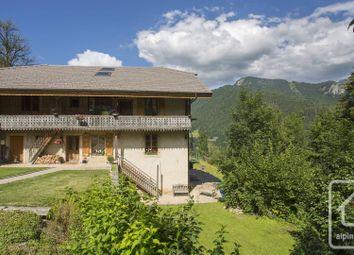 Thumbnail 5 bed chalet for sale in Seytroux, Haute Savoie, France, 74430