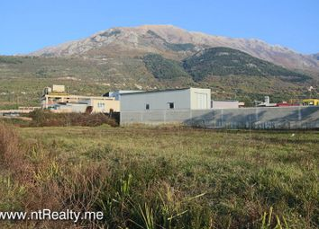 Thumbnail Land for sale in Plot With Building Coefficient 1.0 In Industrial Zone, Kotor, Montenegro