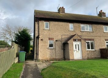 Thumbnail 3 bed end terrace house to rent in Lebberston, Scarborough