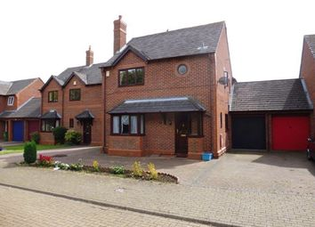 Thumbnail 4 bedroom detached house to rent in Bickleigh Crescent, Furzton, Milton Keynes