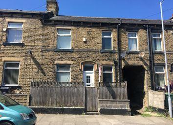 Thumbnail 1 bed terraced house for sale in Pembroke Street, Bradford