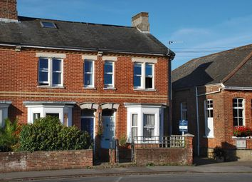 Thumbnail 3 bed end terrace house for sale in Emsworth Road, Lymington