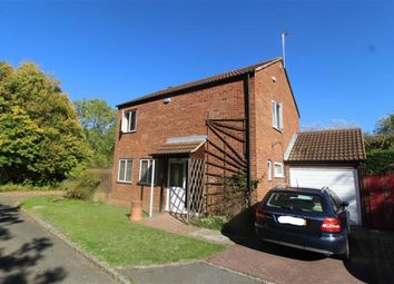 Thumbnail 4 bed detached house for sale in Granes End, Great Linford, Milton Keynes