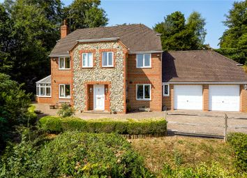 Thumbnail 4 bedroom detached house for sale in Harestone Lane, Caterham, Surrey