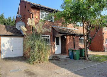 Hogarth Close, London E16. 2 bed semi-detached house