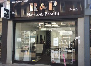 Thumbnail Retail premises for sale in 49 South Street, Romford