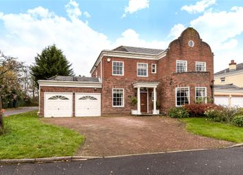 Thumbnail 5 bed detached house for sale in Devonshire Park, Reading, Berkshire