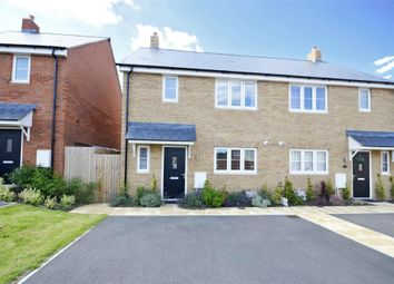 Thumbnail 3 bed semi-detached house for sale in Buttercup Close, Raunds, Wellingborough, Northamptonshire