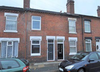 Thumbnail 2 bed terraced house for sale in 34 Paynter Street, Fenton, Stoke-On-Trent