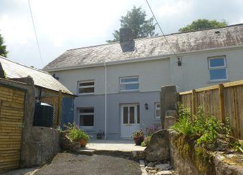 Thumbnail 2 bed semi-detached house for sale in Pentregwenlais, Llandybie, Ammanford, Carmarthenshire.