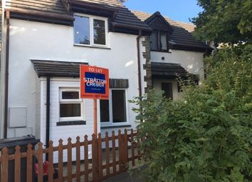Thumbnail 3 bed terraced house to rent in Eastern Avenue, Liskeard