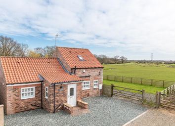 Thumbnail 2 bed detached house for sale in Moor Monkton, York