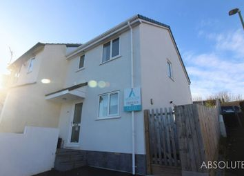 Thumbnail 3 bed end terrace house to rent in Glebeland Way, Torquay