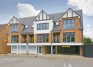 Thumbnail 3 bedroom flat for sale in Watling Street, Radlett, Herts