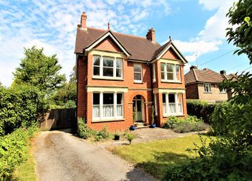 Thumbnail 5 bed detached house for sale in Three Bridges Road, Crawley, West Sussex.