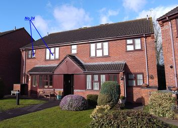 Thumbnail 2 bed flat for sale in Bramley Close, Ledbury