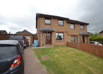 Thumbnail 3 bed semi-detached house for sale in The Farmhouses, Kilsyth