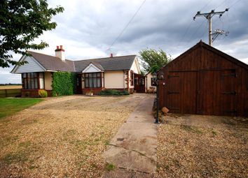 Thumbnail 3 bed detached bungalow for sale in Graf-Dene, Northgate, West Pinchbeck, Spalding