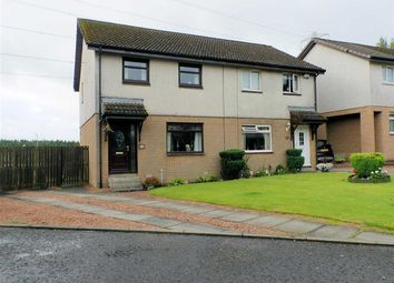Thumbnail 3 bed semi-detached house for sale in Lomond, Valleyfield, East Kilbride