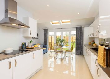 "Thumbnail 3 bed terraced house for sale in ""The Acton"" at Parkhouse Lane, Keynsham, Bristol"