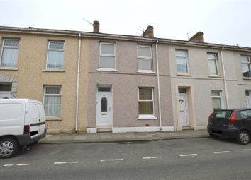 Thumbnail 4 bed terraced house for sale in Andrew Street, Llanelli