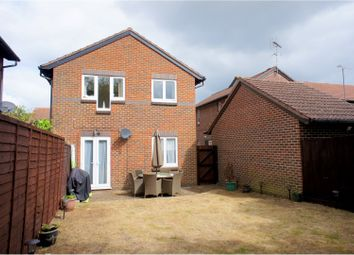 Thumbnail 1 bed flat for sale in Littlemead, Woking