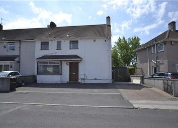 Thumbnail 3 bed end terrace house for sale in Ravenglass Crescent, Bristol
