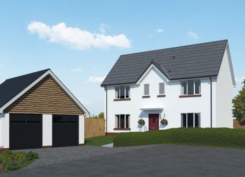 Thumbnail 4 bed detached house for sale in Baymount, Southdowns Road, Dawlish, Devon