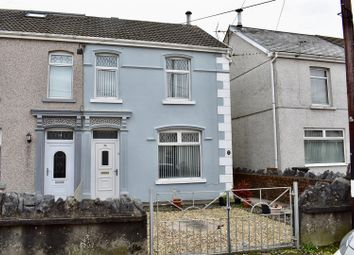 3 bed semi-detached house for sale in Glyn Road, Lower Brynamman, Ammanford SA18