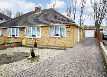 Thumbnail 2 bed semi-detached bungalow for sale in Sunningdale Road, Swindon