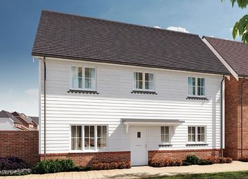 Thumbnail 3 bed detached house for sale in Sonning Quarter, Bersted Park, Chichester Road, North Bersted