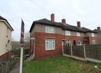 Thumbnail 2 bed end terrace house to rent in Papermill Road, Sheffield