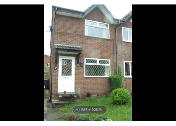 Thumbnail 2 bed semi-detached house to rent in Wooldale Close, Sheffiled